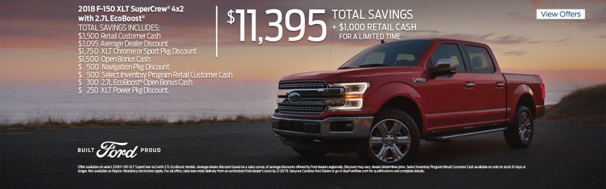 Ford Dealer In Charlotte Nc Used Cars Charlotte Capital Ford Of